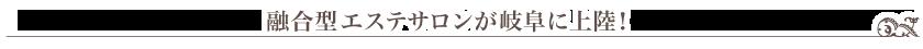 岐阜に完全個室のプライベートサロン&出張マッサージSIRIUSをOPEN